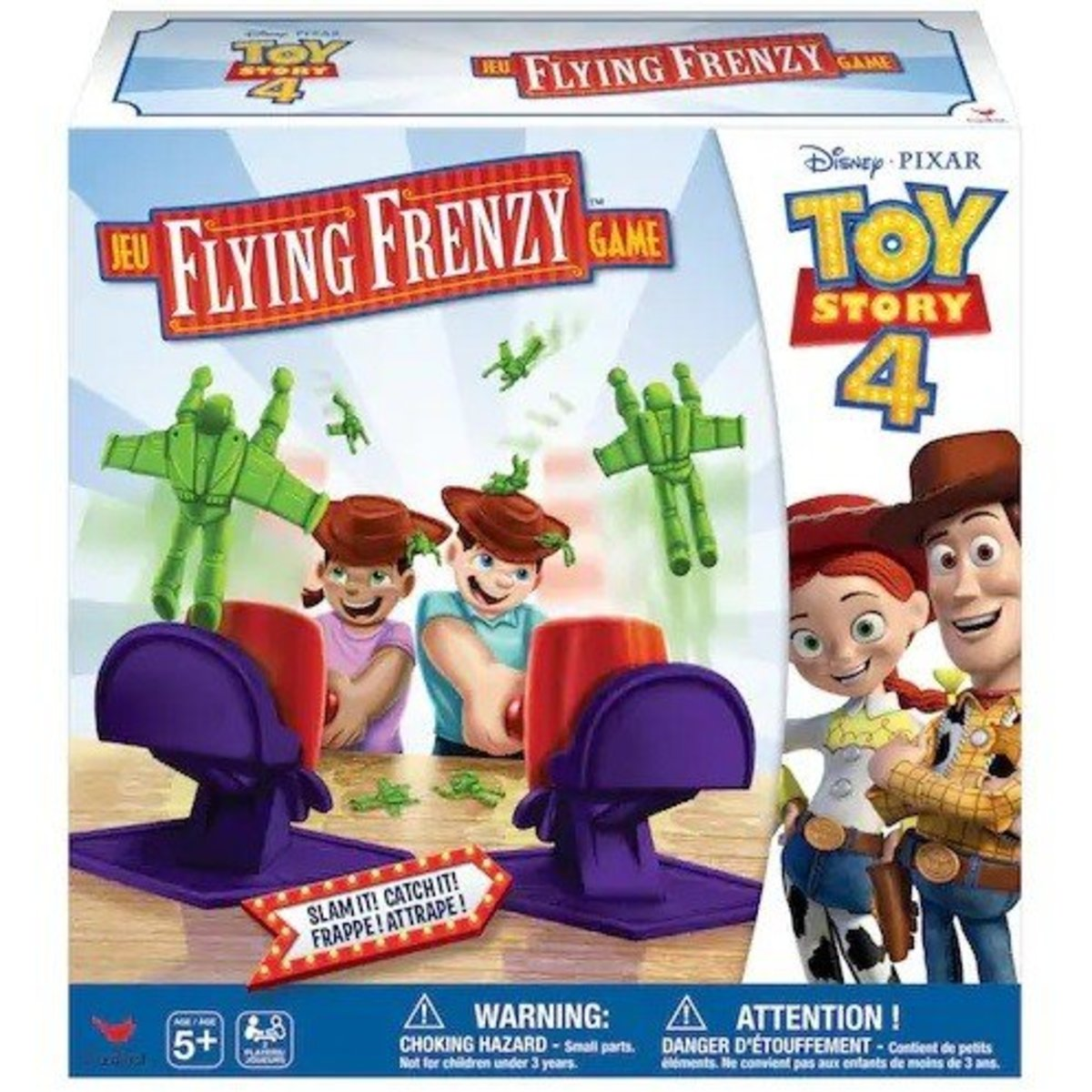 Toy Story 4 Flying Frenzy Game [Licensed by Disney]