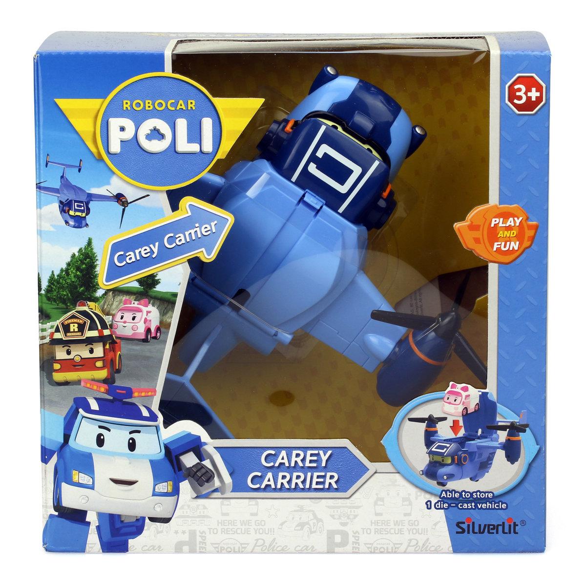 Poli-Carey Carrier