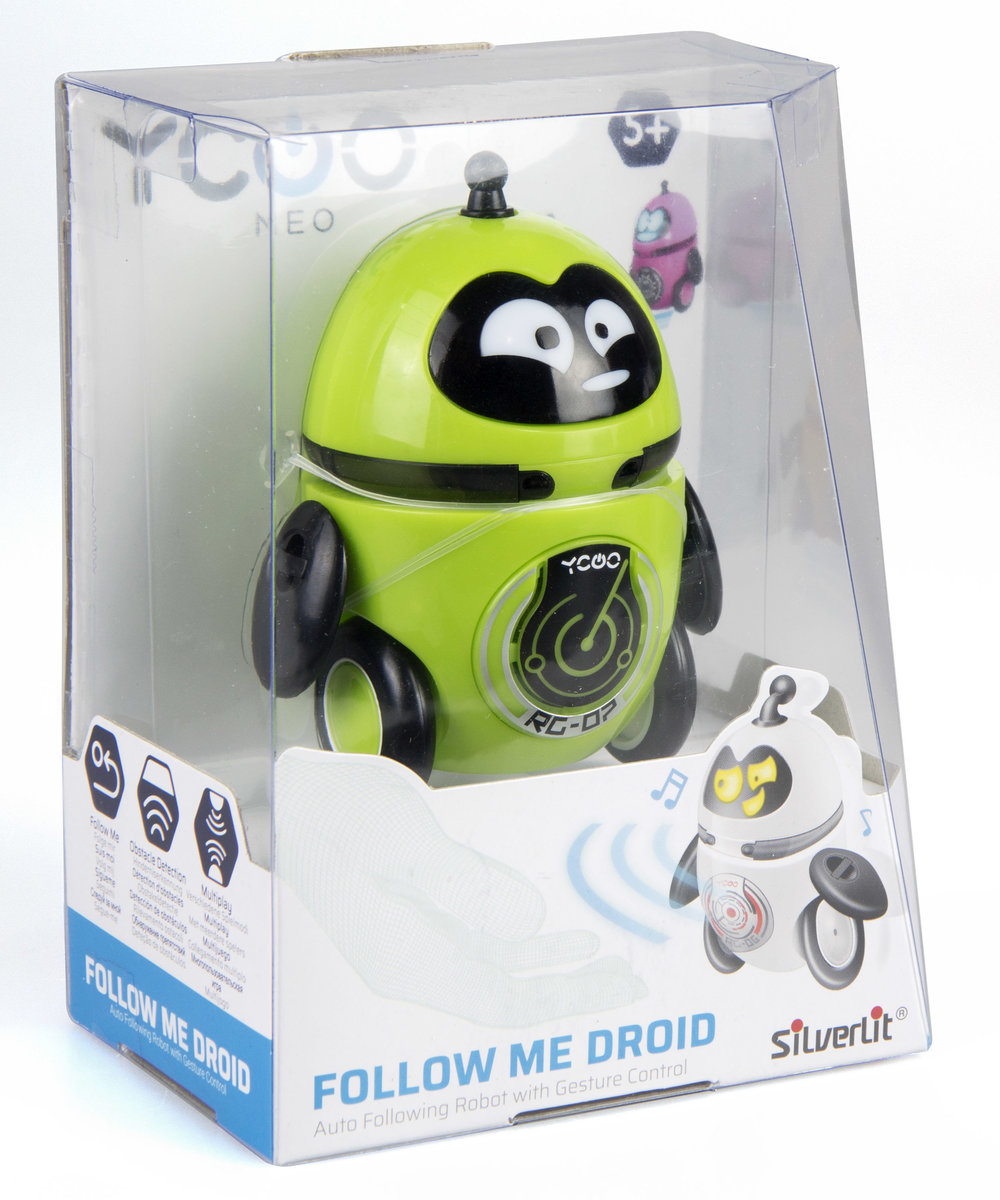 Follow Me Droid Single Pack [Random]