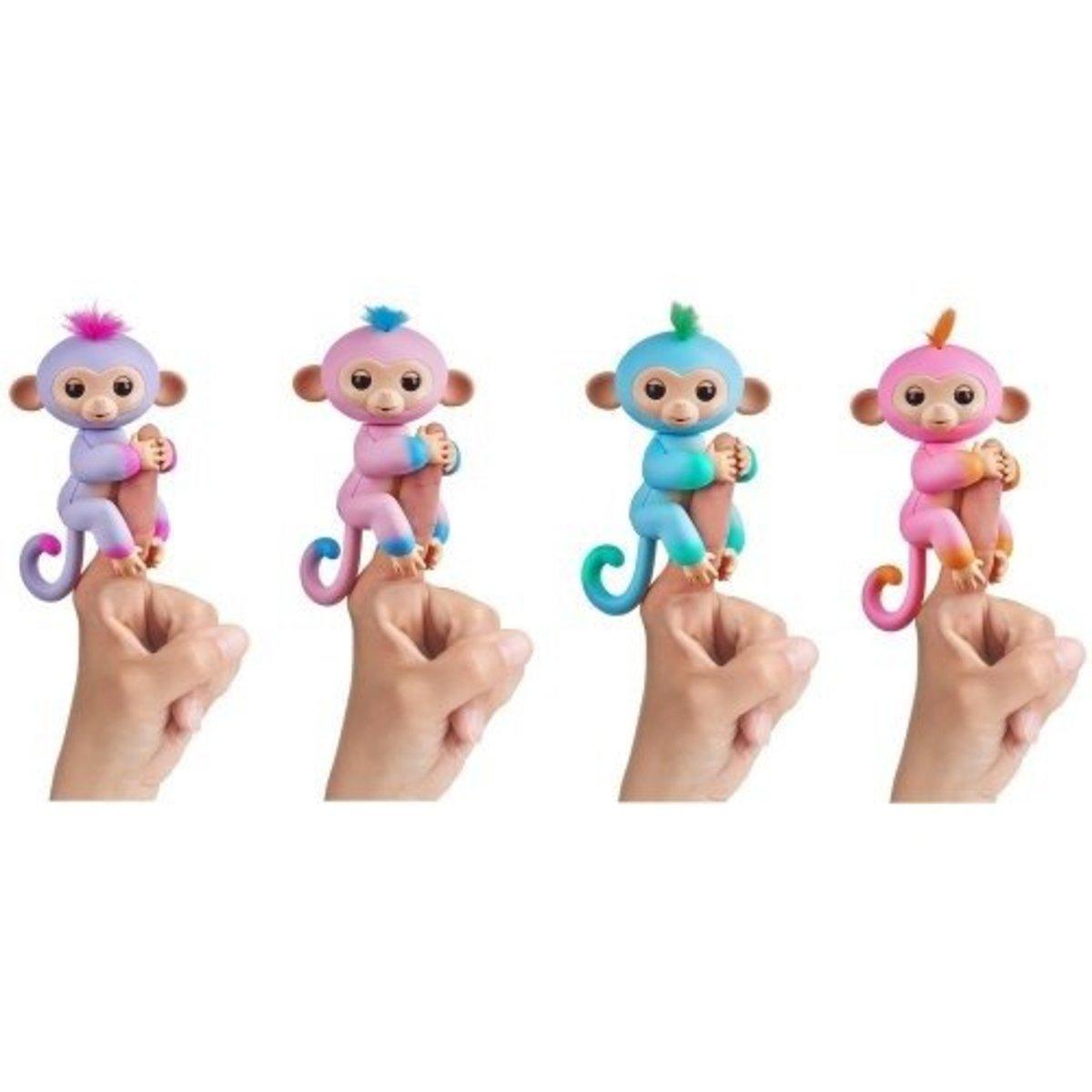 Fingerlings Baby Monkey-2tone [Random]