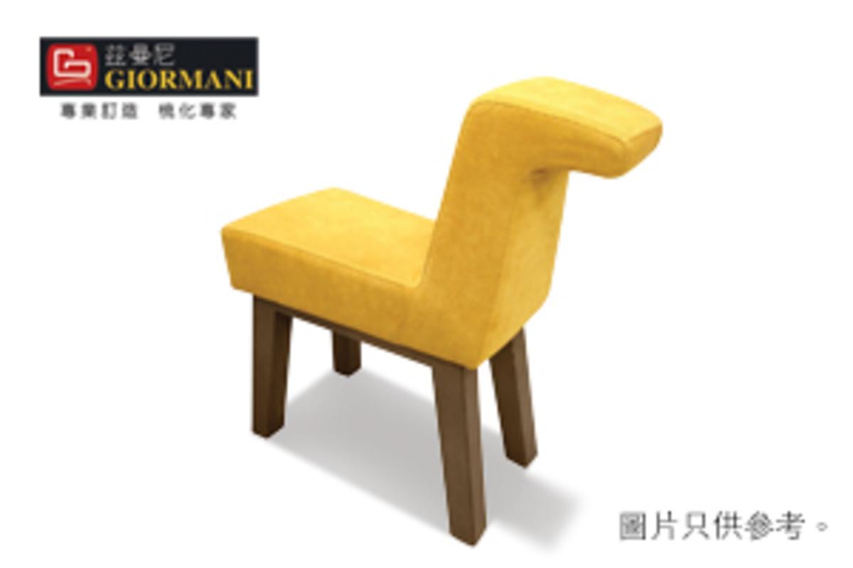 小馬椅 (黃色)