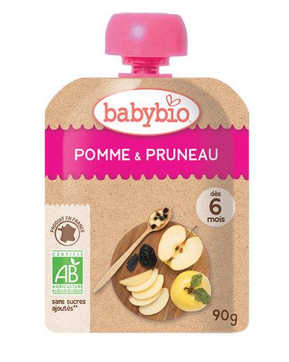 Organic Puree - Prune, Apple