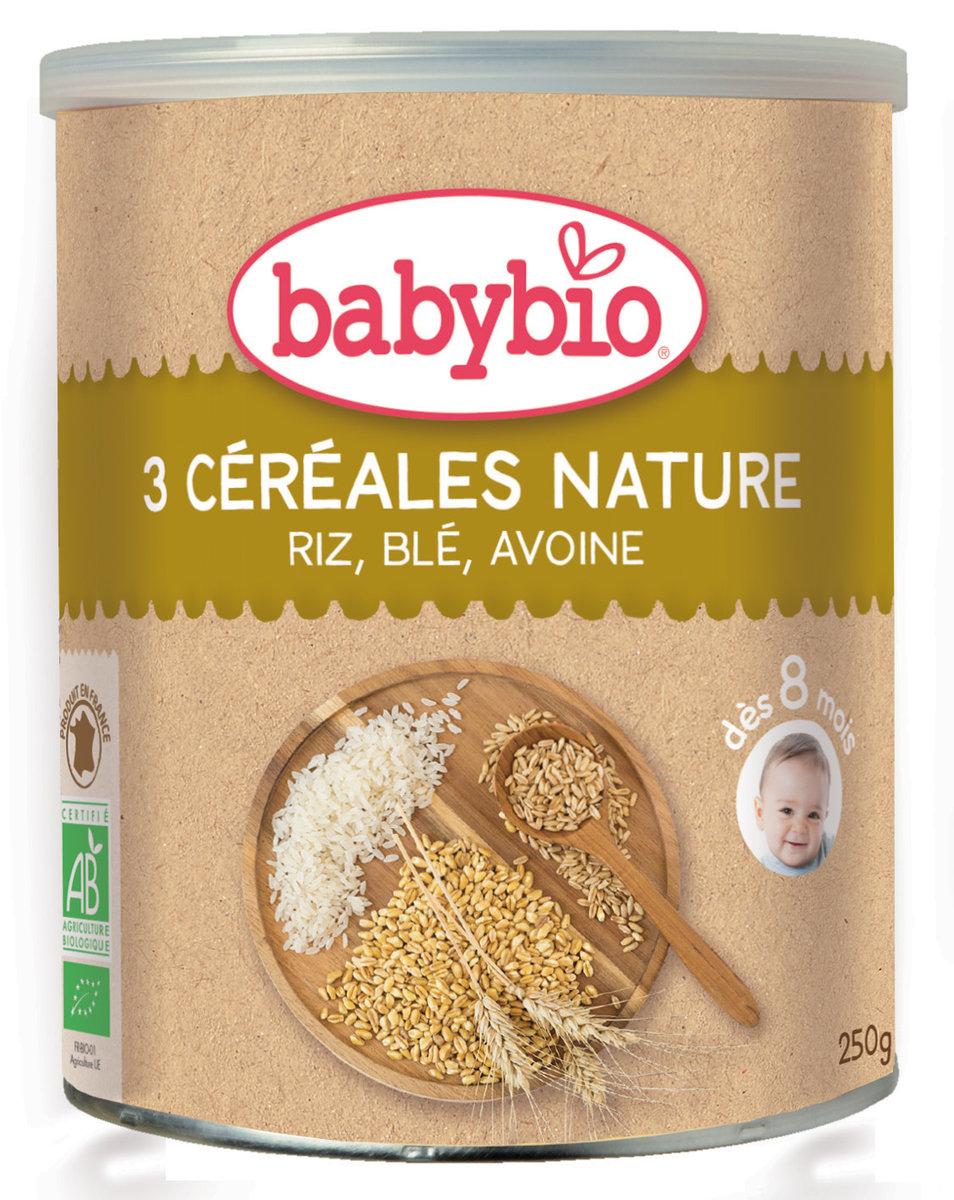 Organic Multigrain Cereal