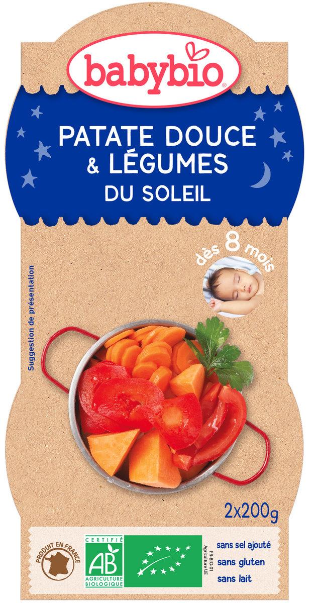 法國有機番薯菜飯