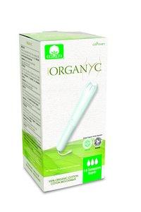 ORGANYC 有機衛生棉條連導管 - 多流量 14條