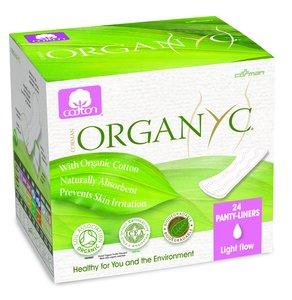 ORGANYC 有機棉衛生護墊 24片