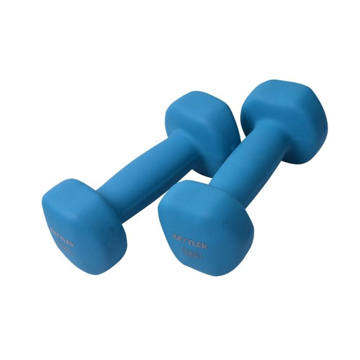 Neoprene Dumbbells 6kg/pair