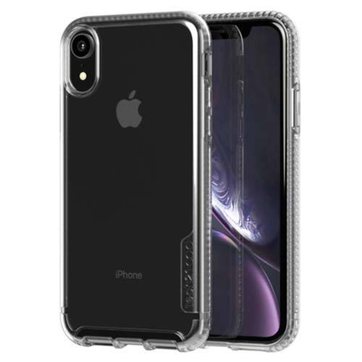PURE CLEAR CASE FOR IPHONE XR