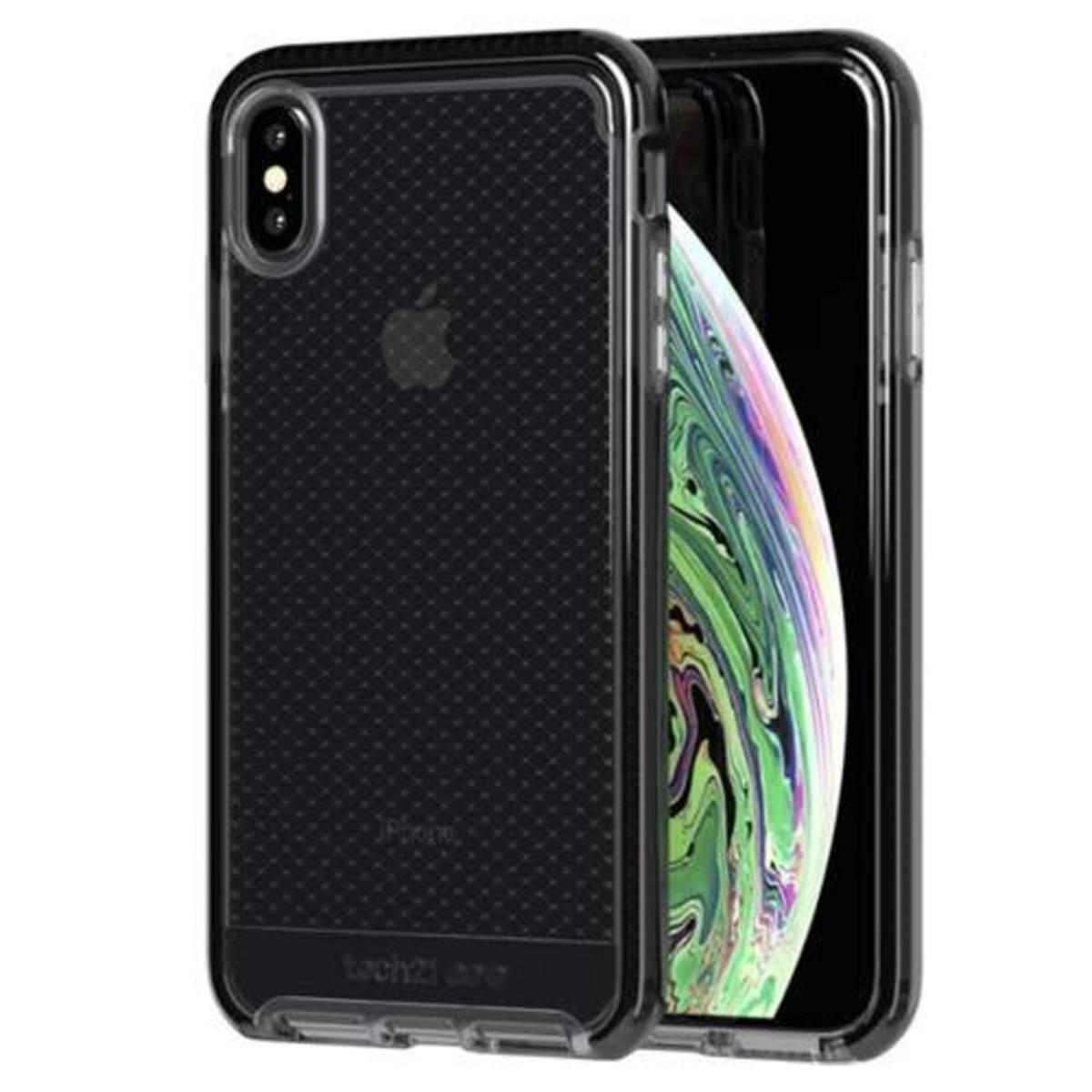 Evo Check iPhone XS MAX Case - Smokey Black