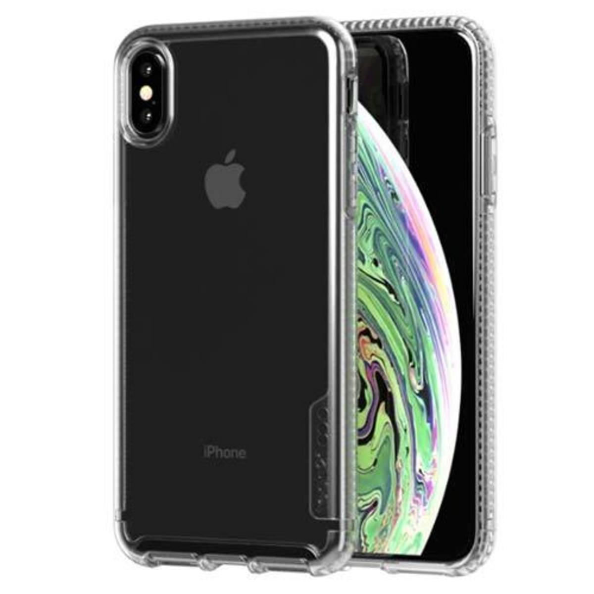 PURE CLEAR CASE FOR IPHONE XS