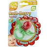 草莓固齒牙膠玩具(紅色)