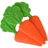Teething Toys - Soft Silicone Food Shaped BPA Free Teethers (3 Carat Teether)
