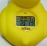 4合1功能浸浴溫度計 (鴨仔)