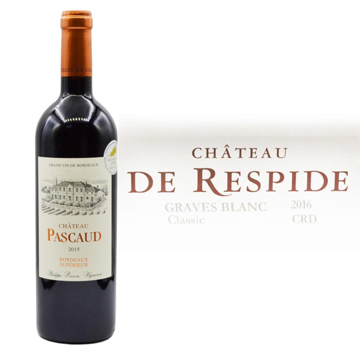Chateau Pascaud 2015 Bordeaux Superieur