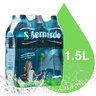 [原箱] 聖貝娜多 天然礦泉水 1.5公升 x 6瓶