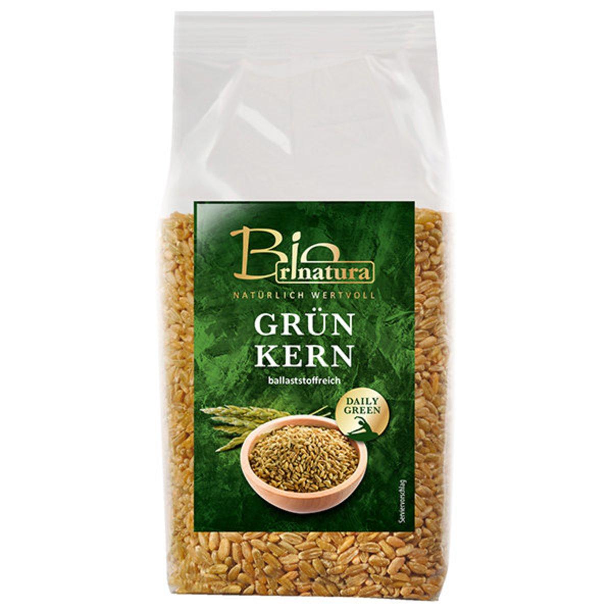Organic Green Grain (Coarse Spelt) 500G