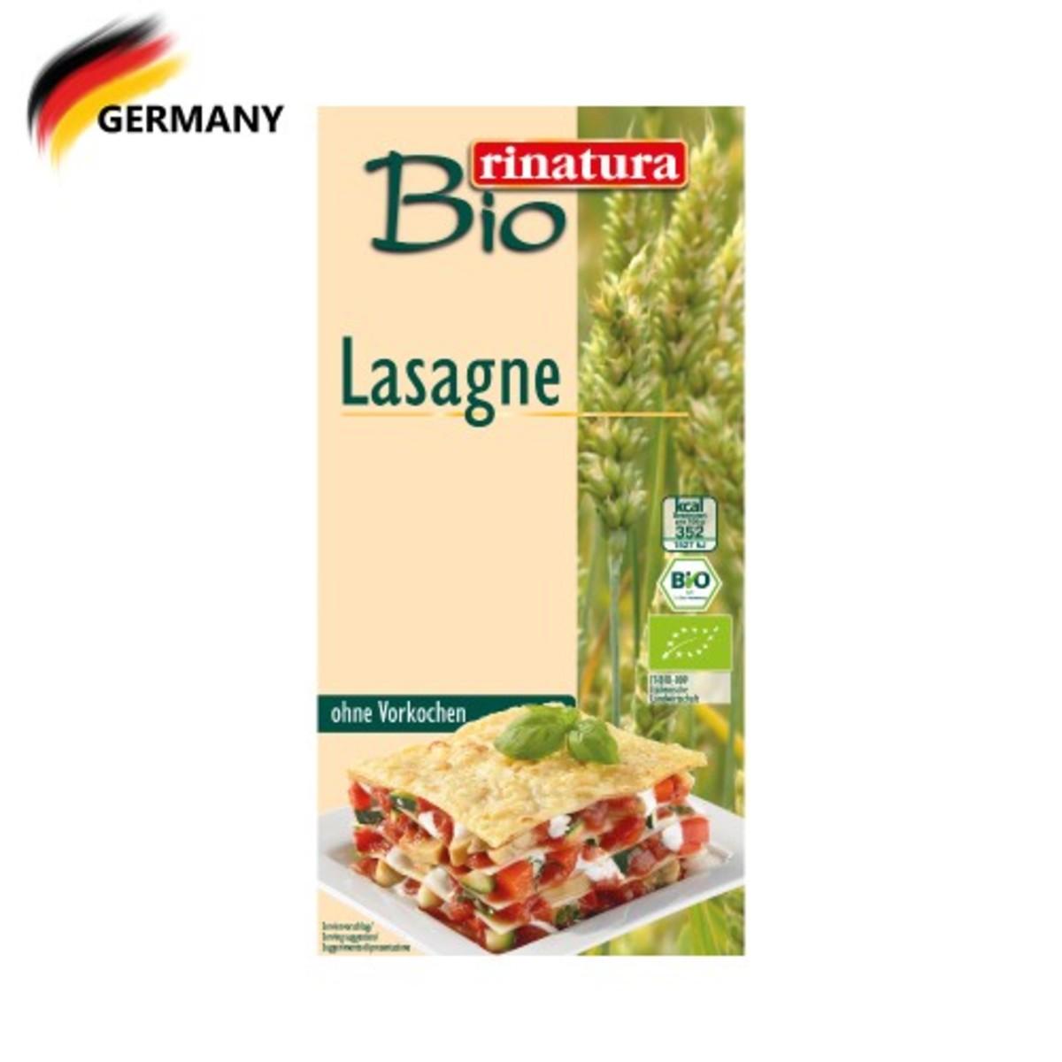 Organic Lasagne 250G