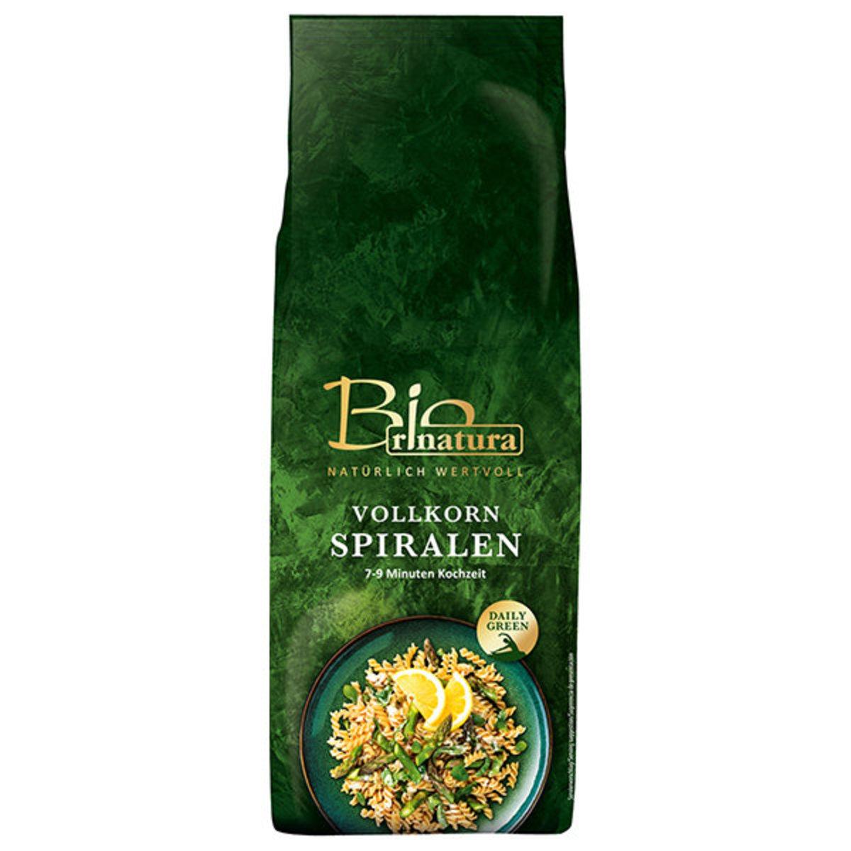 Organic Whole Wheat Pasta Spirals 500G