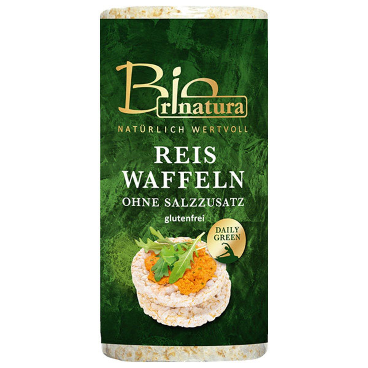 Organic Rice Cakes no salt 100G