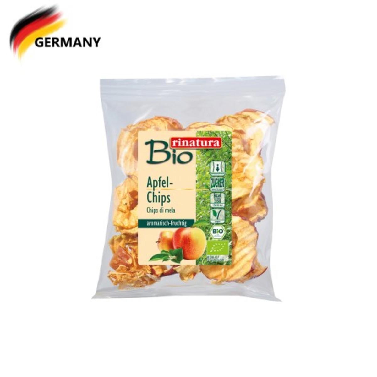 Organic Apple Chips 50G