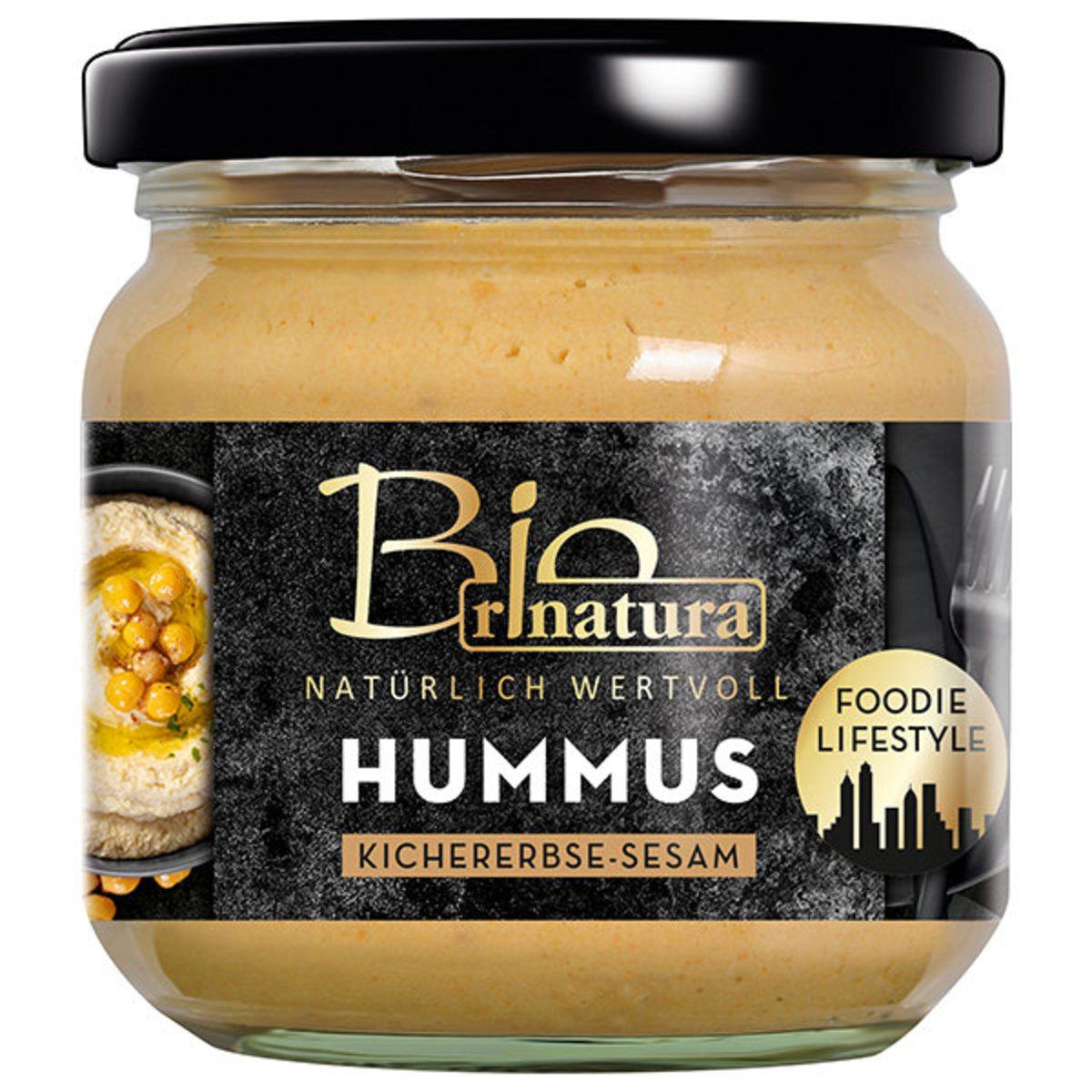 Organic Hummus 180G