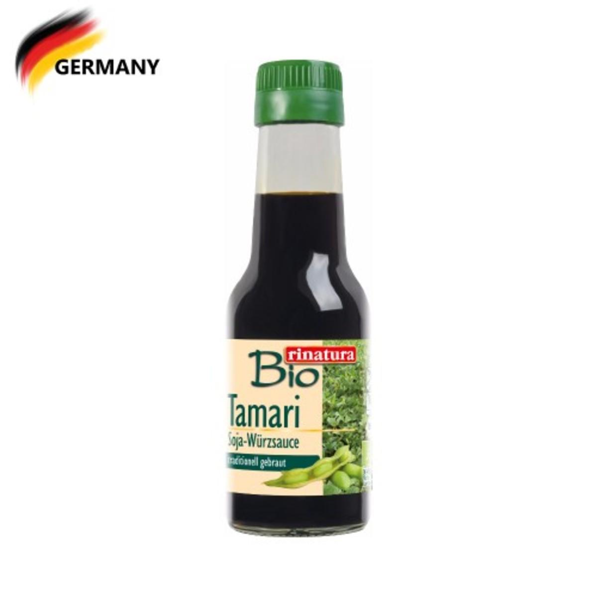 有機無麩質醬油 140ml