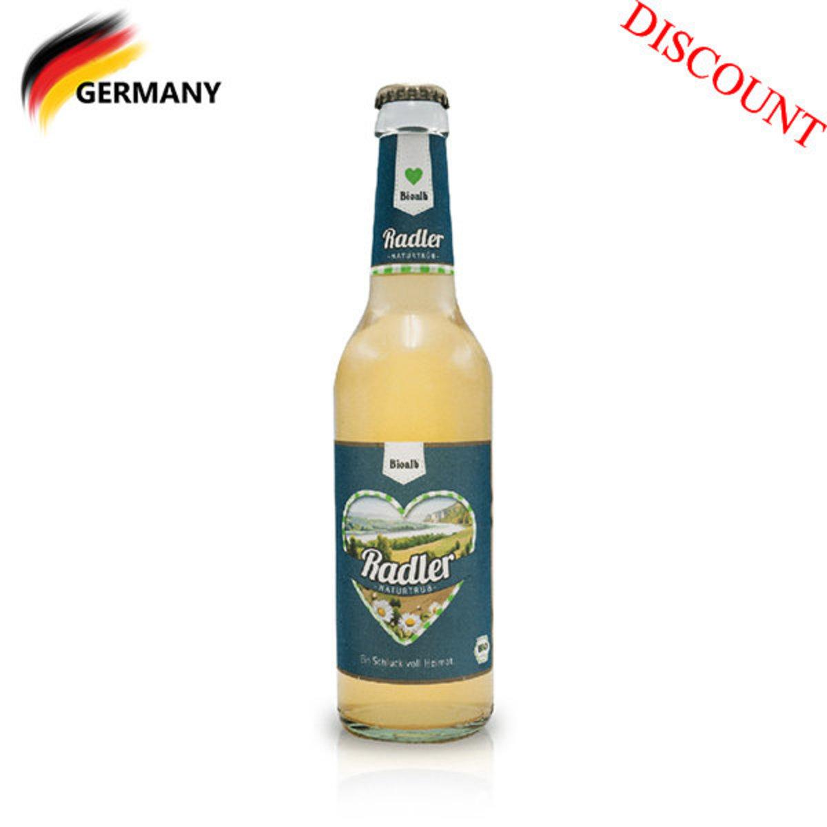 有機檸檬啤酒 330ml (best before date: 27/06/2020)