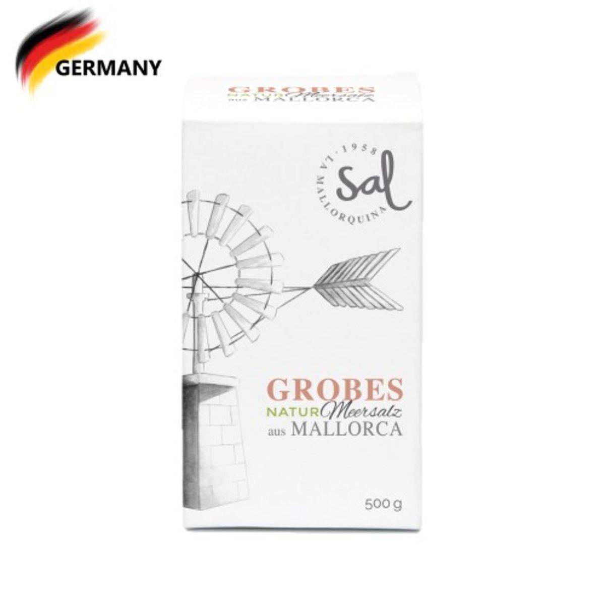 Organic Virgin Coarse Salt (From Mallorca) - 500g