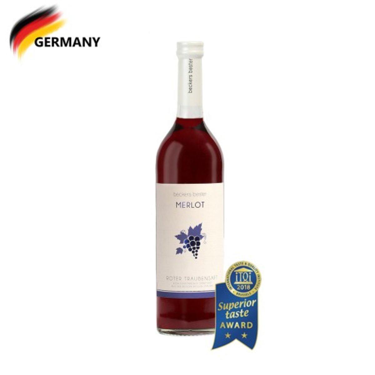 精選意大利梅洛紅葡萄汁 Merlot - Red Grape Juice 700ml