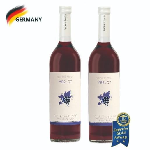 Single Origin Red Grape Juice - Merlot (Italy - Apulia) 700ml x2