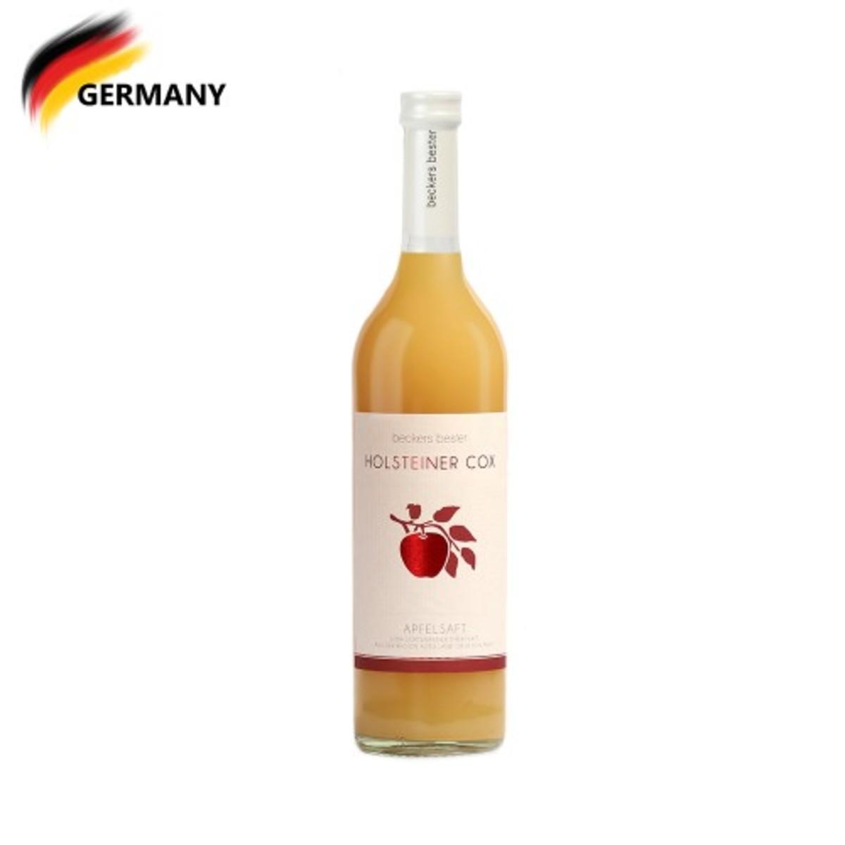 Single Origin Cloudy Apple Juice - Holsteiner Cox (Germany - Altes Land) 700ml
