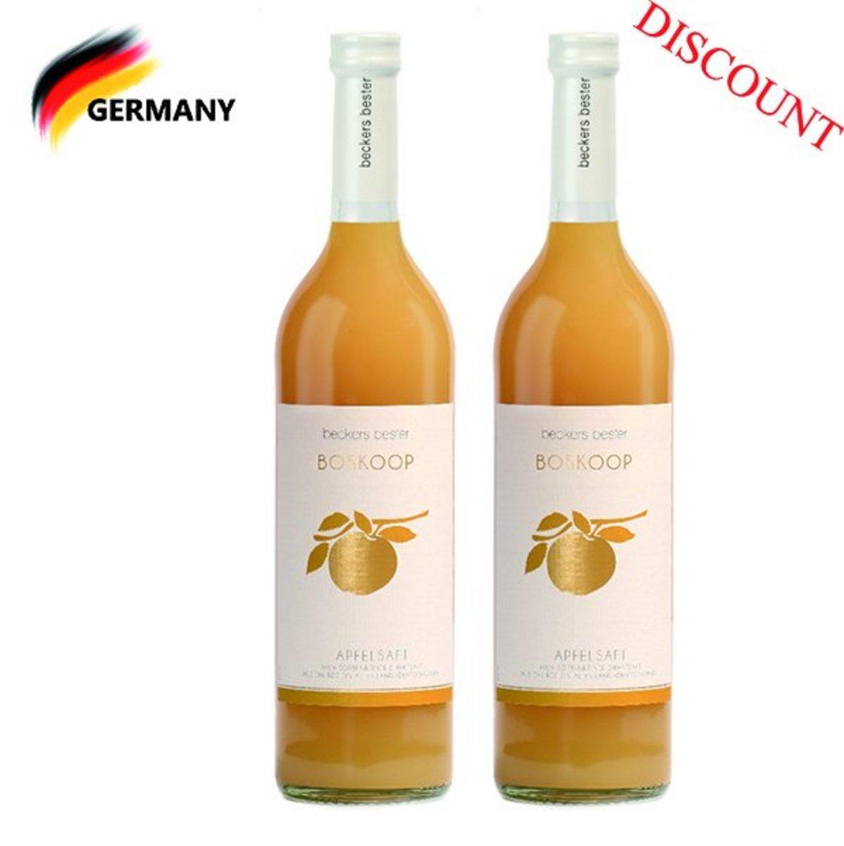 Single Origin Cloudy Apple Juice - Boskoop (Germany - Altes Land) 700ml x2