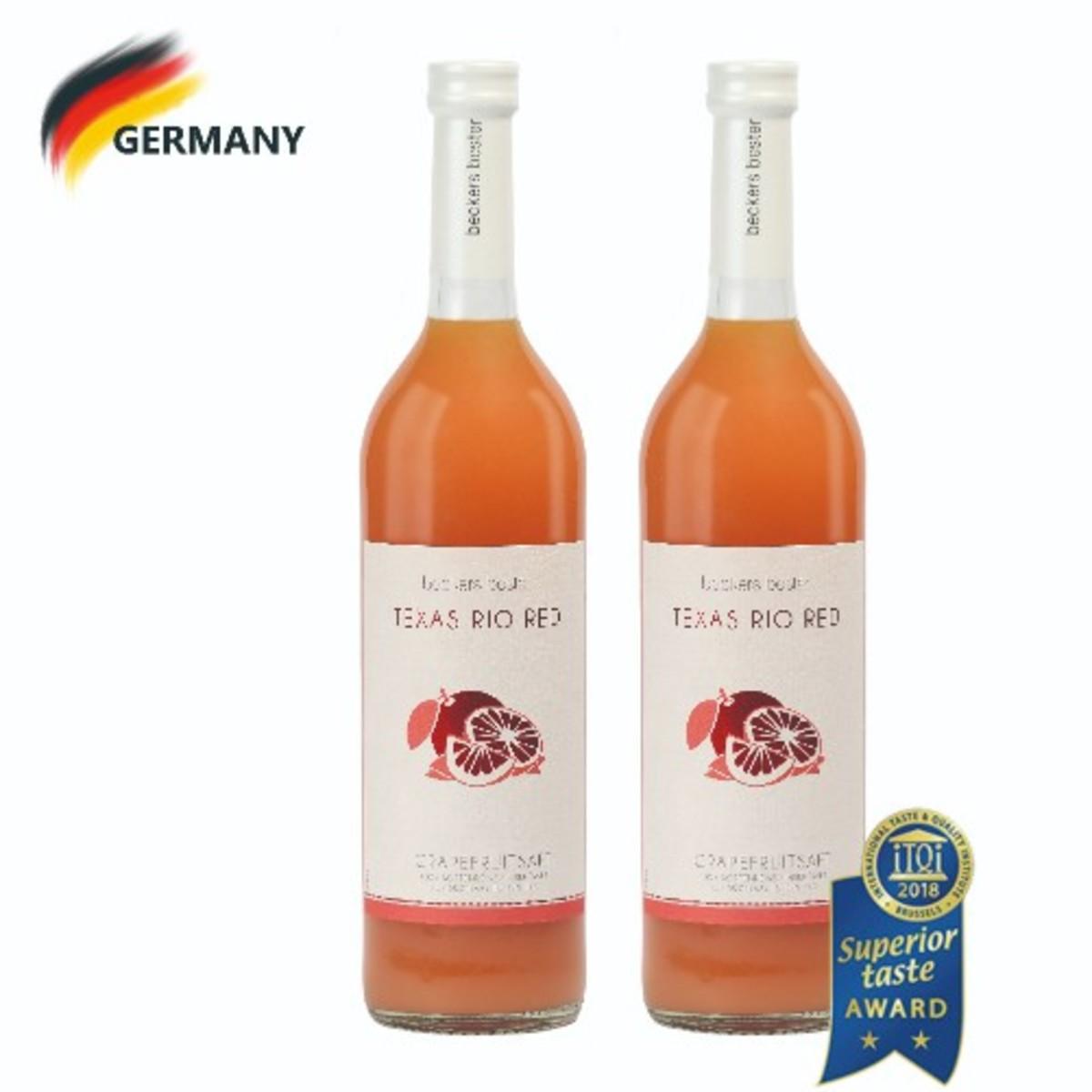 精選美國 Texas Rio Red 西柚汁 Texas Rio Red - Grapefruit Juice 700ml x2