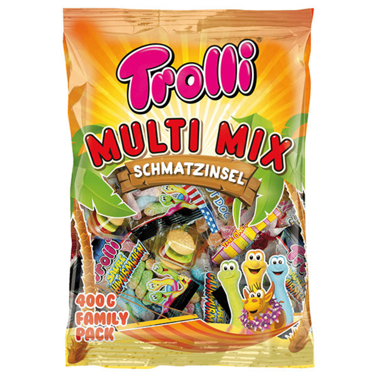 Multi Mix Family Pack - 400g (Parallel Import)