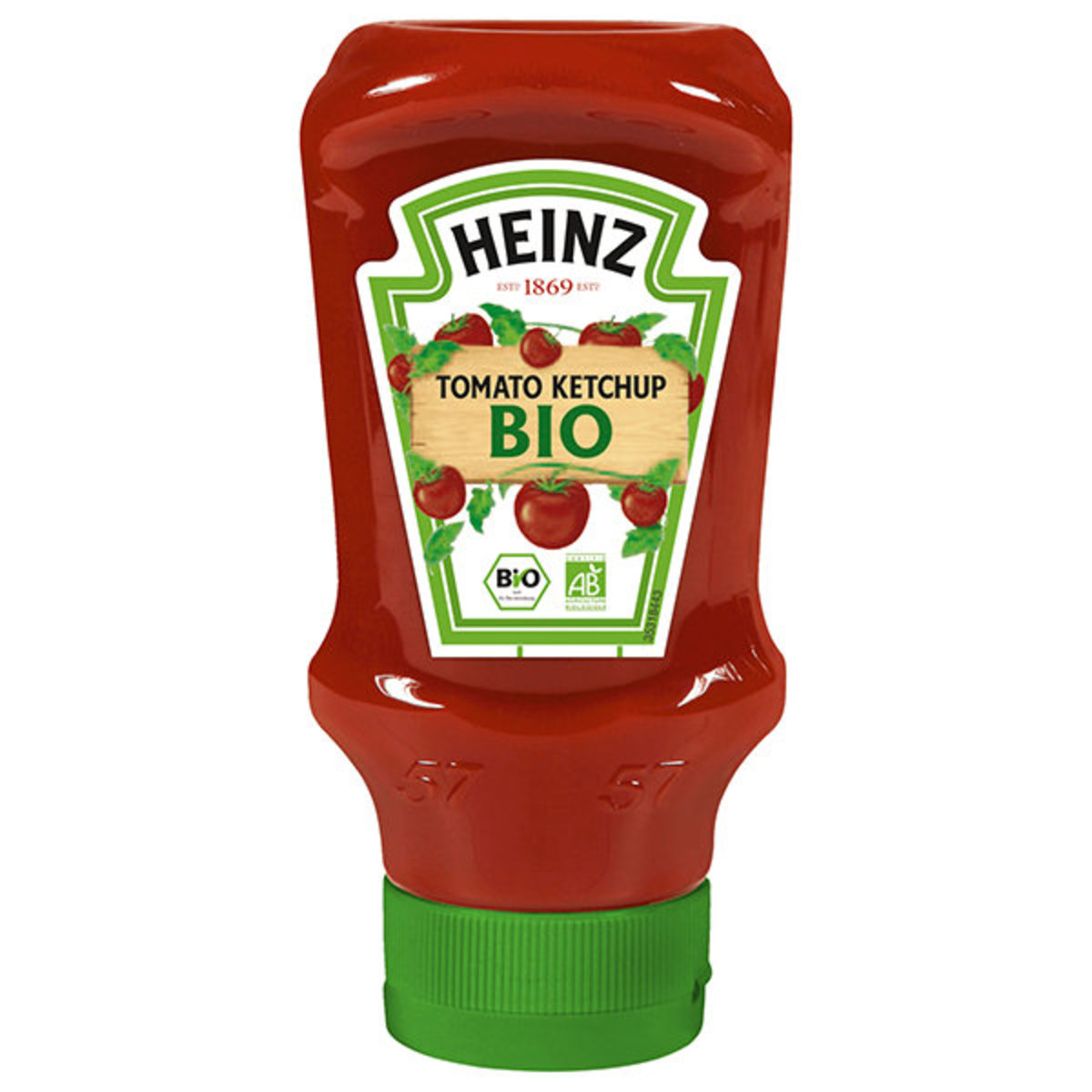 Organic Tomato Ketchup - 400ml (Parallel Import)