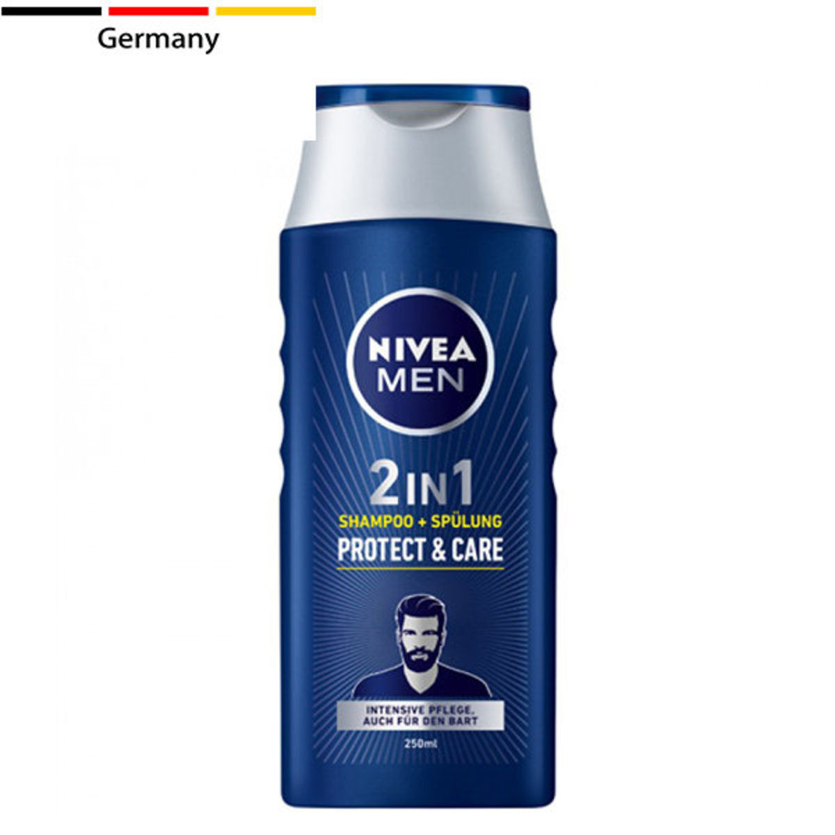 2in1 Shampoo and Conditioner - Protect and Care - 250ML (Parallel Import)