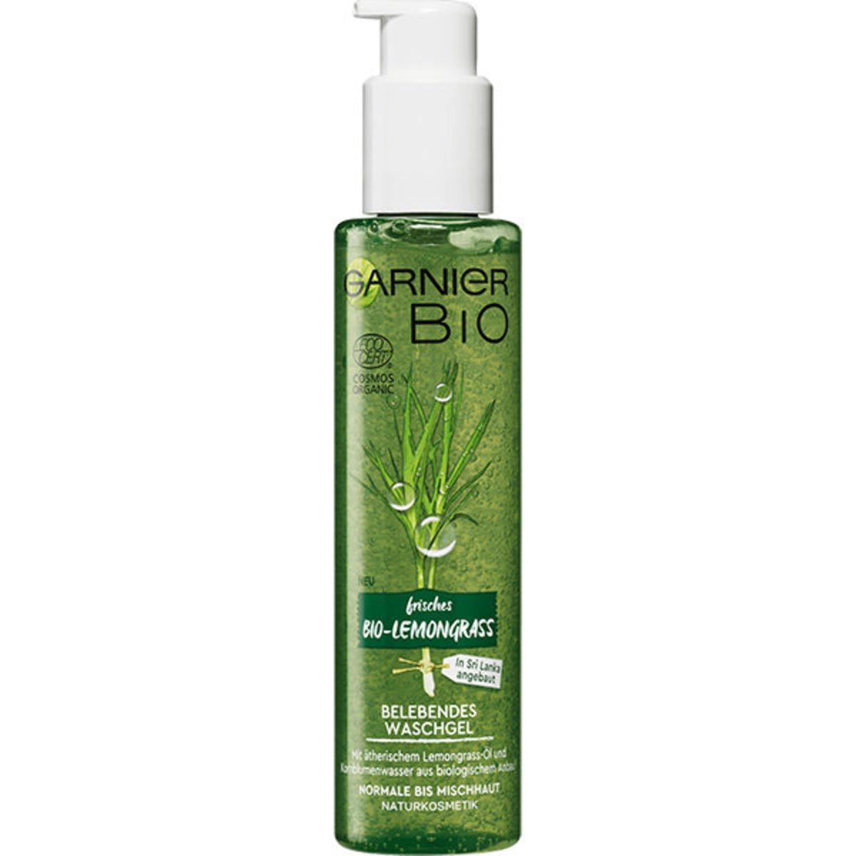 Organic Lemongrass Detox Gel Wash - 150ml (Parallel Import)
