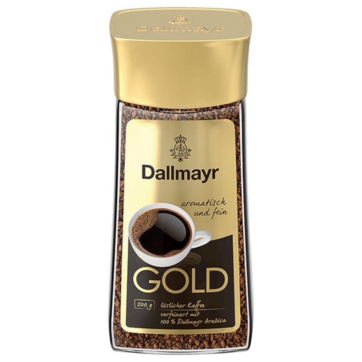 德國金牌即沖咖啡- 200g (平行進口)