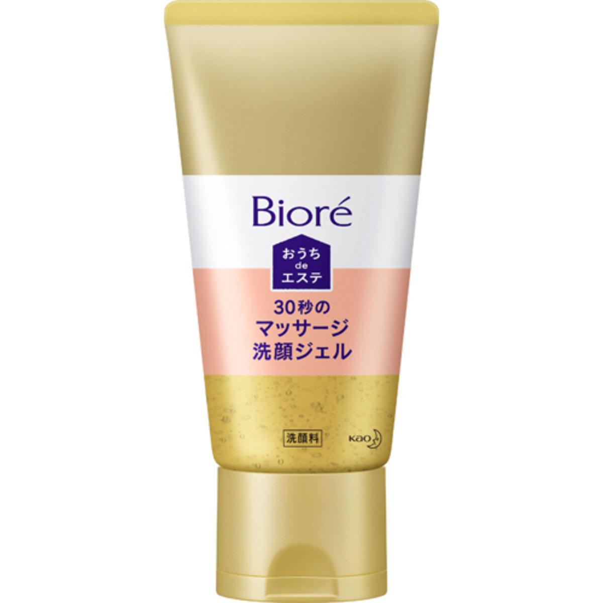 KAO BIORE 30 SEC massage  Gentle cleansing Gel(Parallel import)