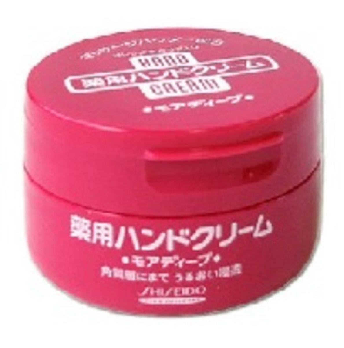 日本版 資生堂護手霜(藥用)100g(平行進口)