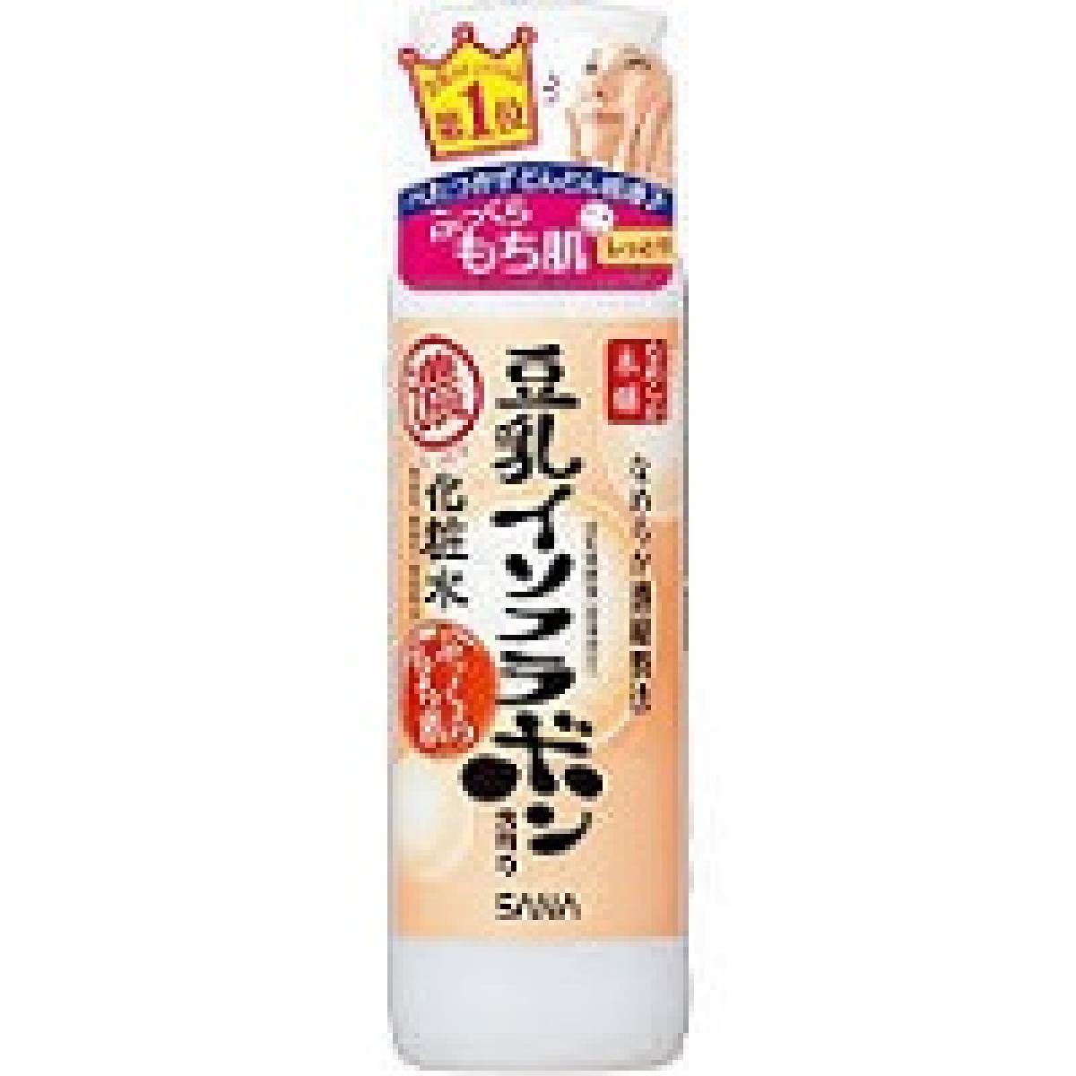 日本版 SANA 豆乳美肌保濕化妝水(滋潤型)200ml (平行進口)