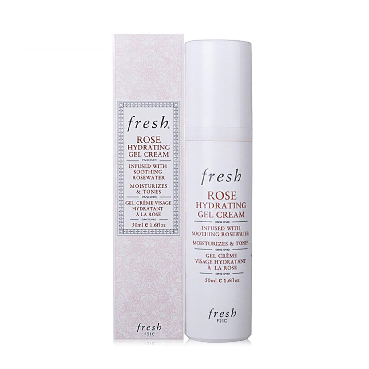 Rose Hydrating Gel Cream 50ML(Parallel Import)