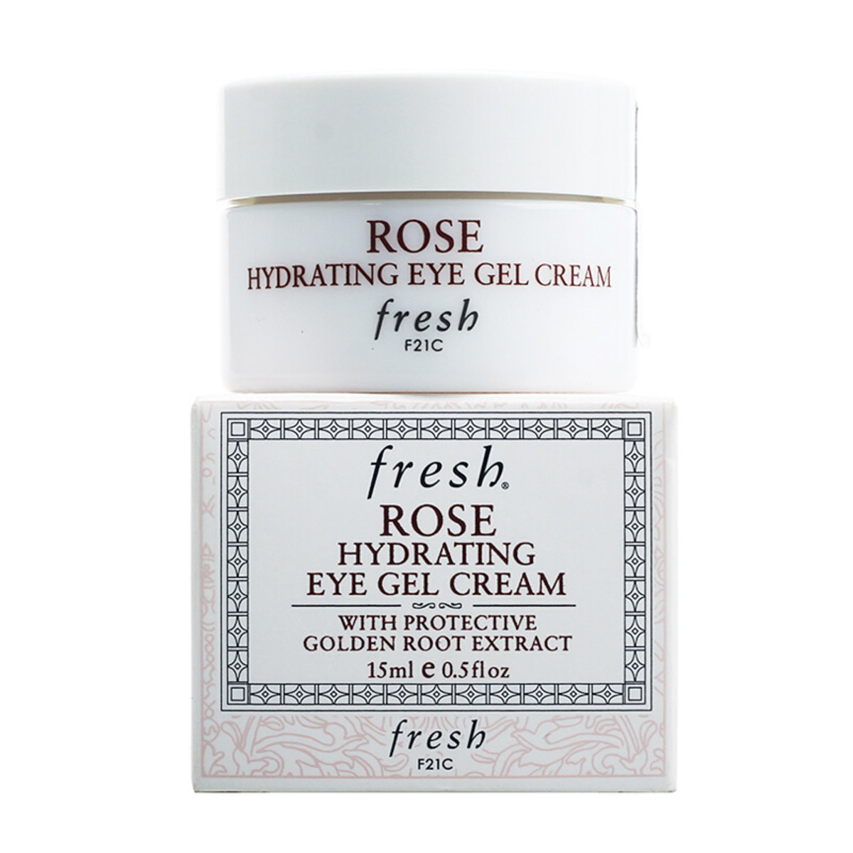 Rose Hydrating Eye Gel Cream 15ml(Parallel Import)