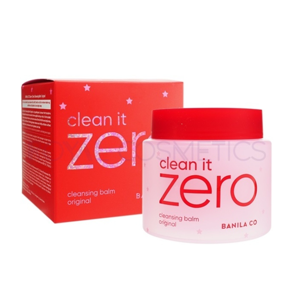 Clean It Zero Cleansing Balm (2019 CNY Red Ver.) 180ml [Parallel Import Product]