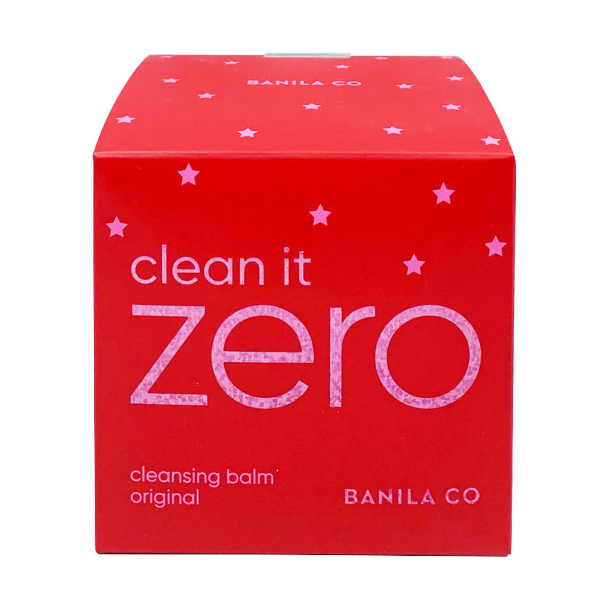 Clean It Zero Cleansing Balm (2019 CNY Red Ver.) 180ml [Parallel Import] (8809560225388)