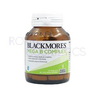 BLACKMORES 複合維生素B族 75粒 (93808804)