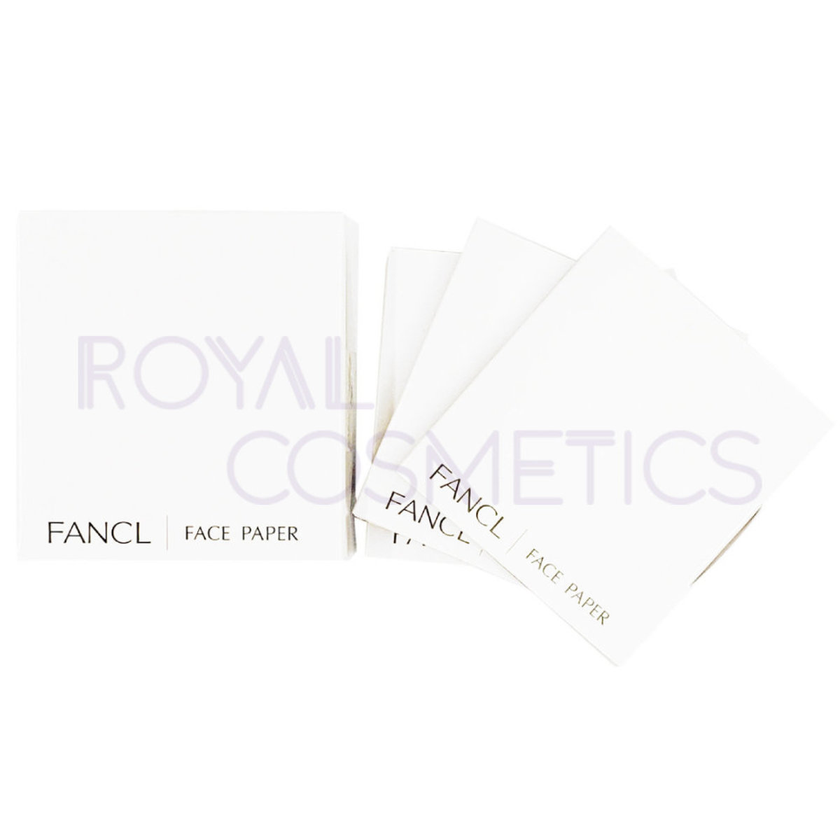 Face Oil Blotting Paper 100 sheets × 3 [Parallel Import] (4908049098582)