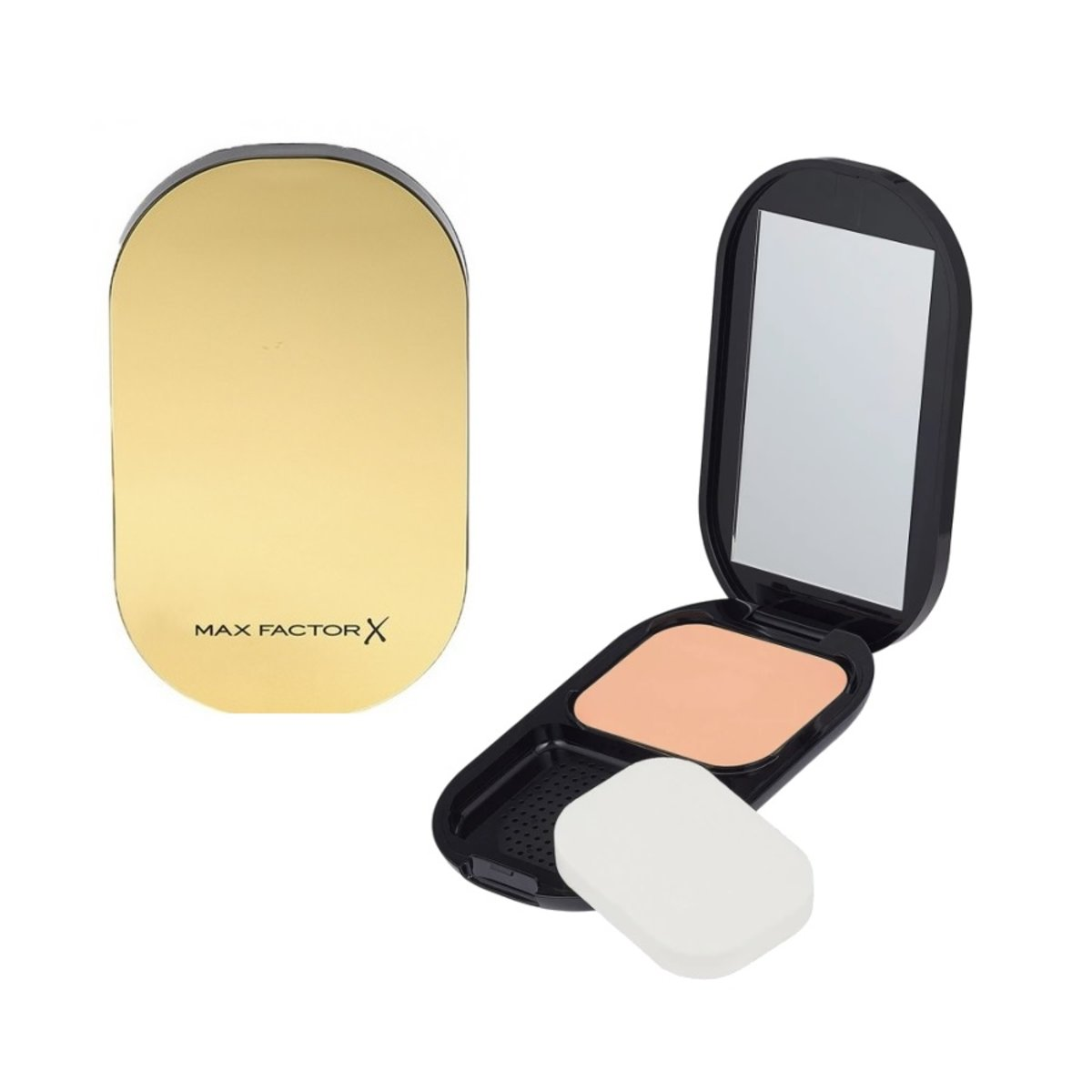 X Facefinity Compact Foundation #01 Porcelain 10g [Parallel Import] (8005610544915)