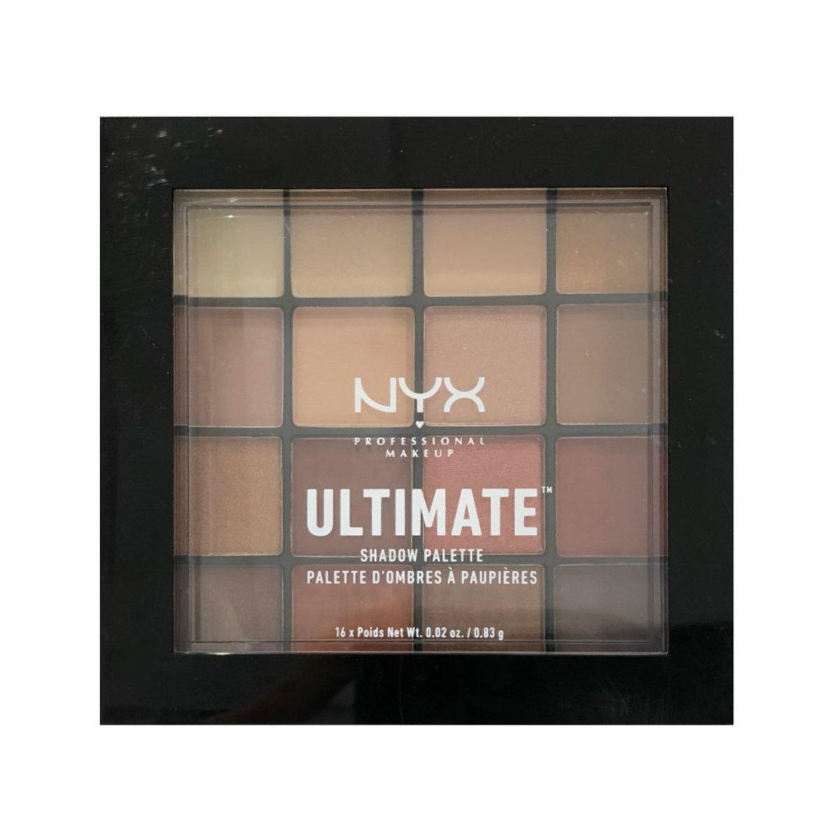 Ultimate Shadow Palette #03Warm Neutrals [Parallel Import] (800897017644)