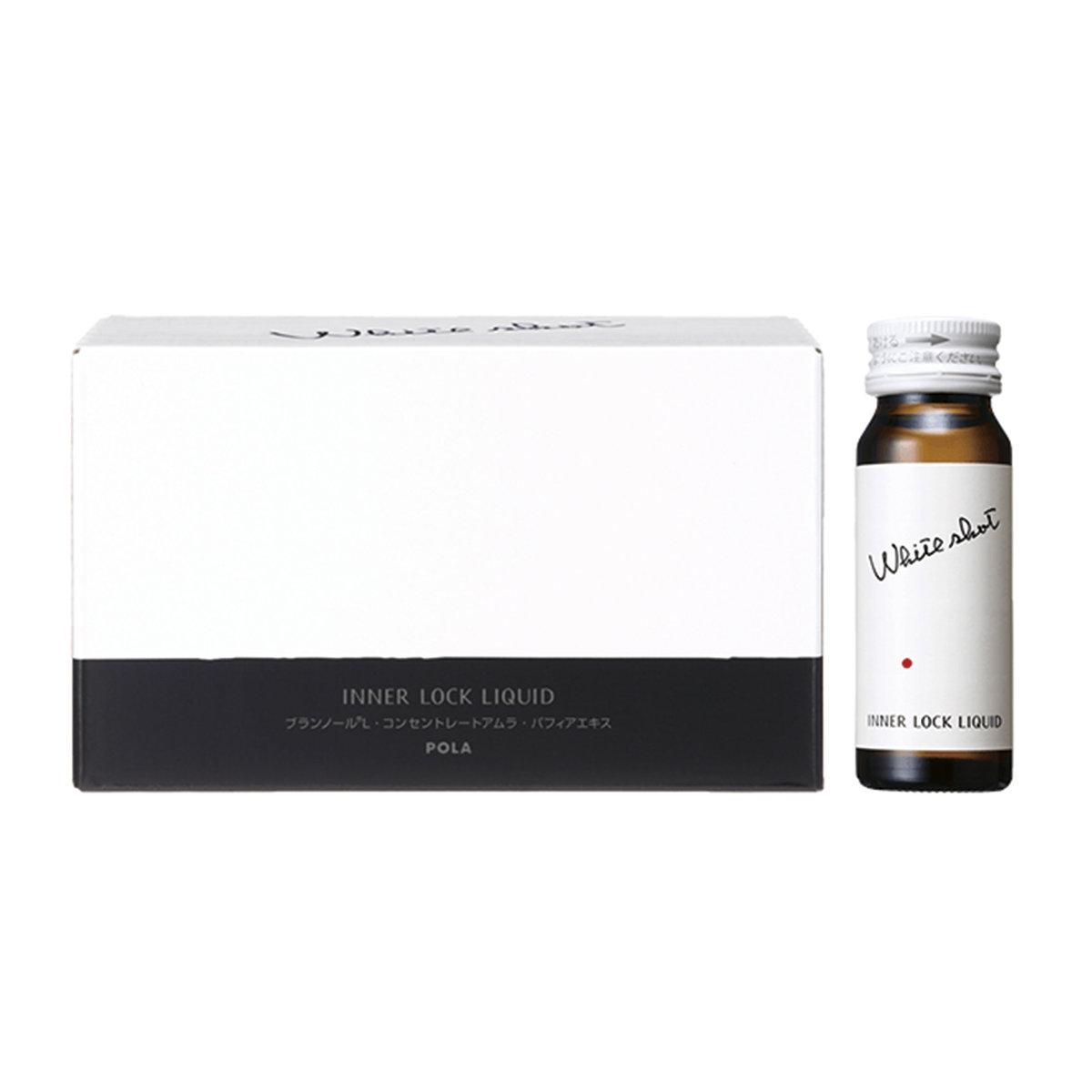 White shot IXS 美白口服液飲料 1個月份量 #新版 [平行進口] (4953923307441)